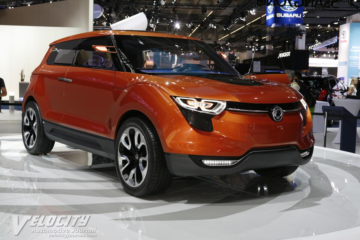 2011 Ssangyong XIV-1
