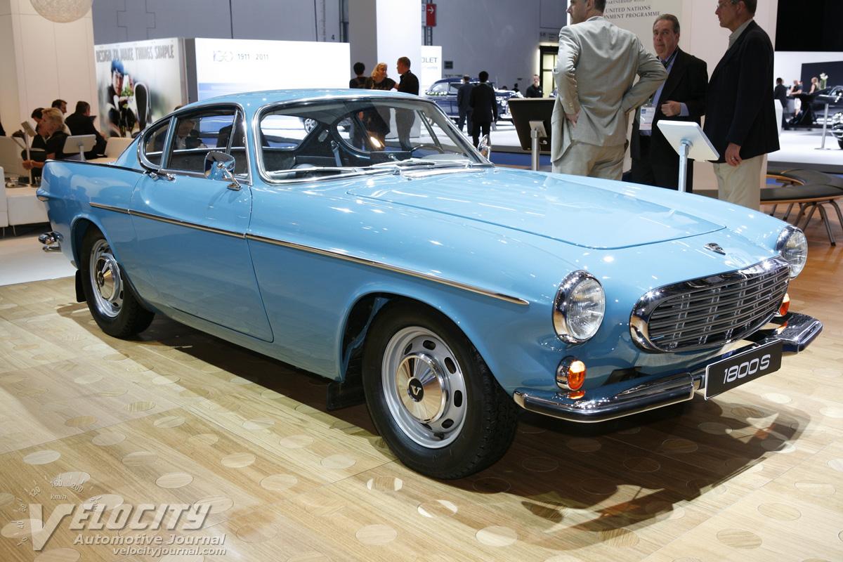1963 Volvo 1800 S