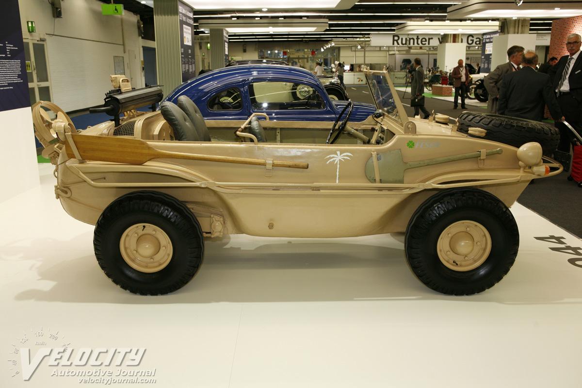 1944 Volkswagen typ 166 schwimmwagen