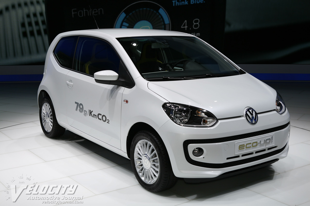 2011 Volkswagen eco up