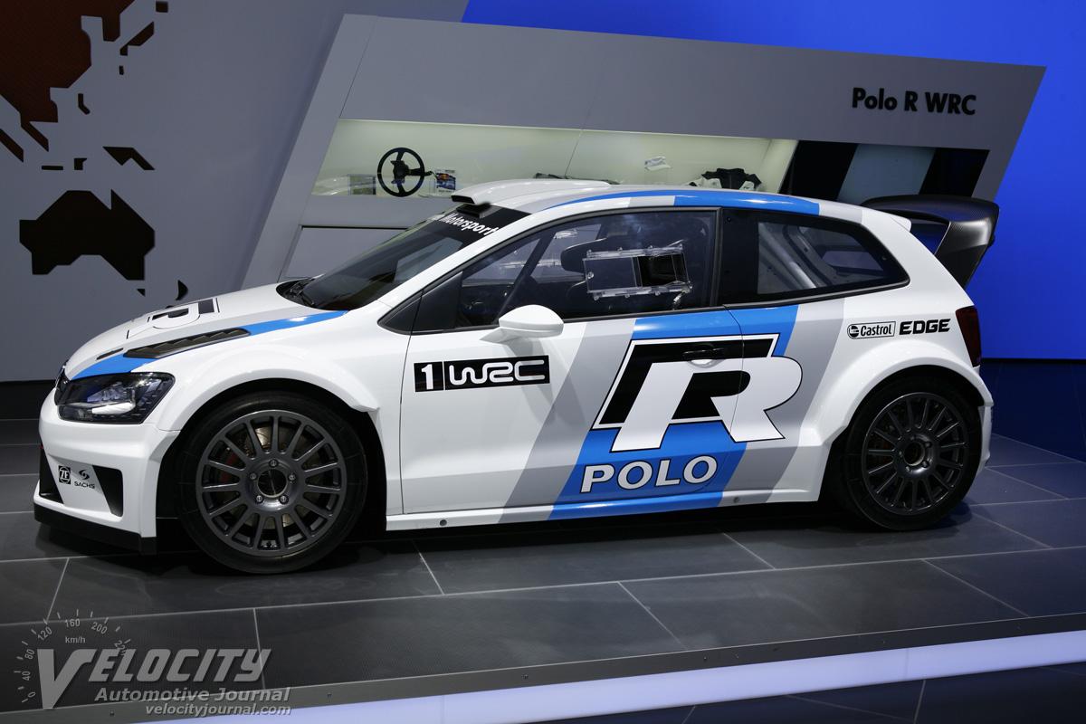 2011 Volkswagen Polo WRC