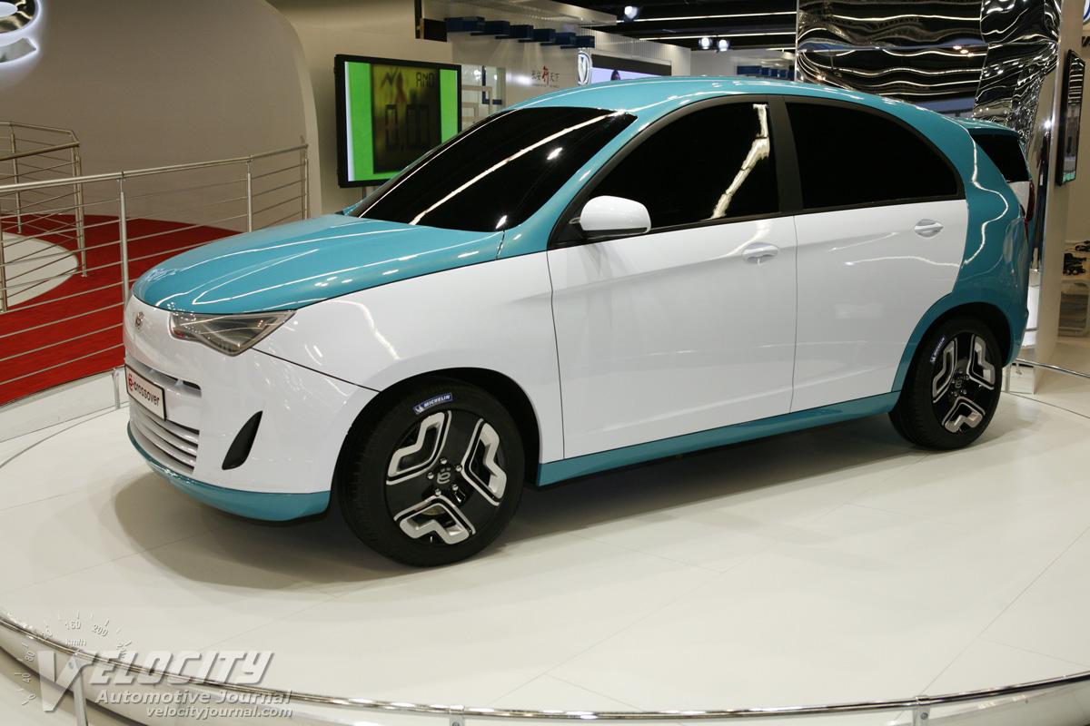 2011 Yo-Auto Yo-crossover