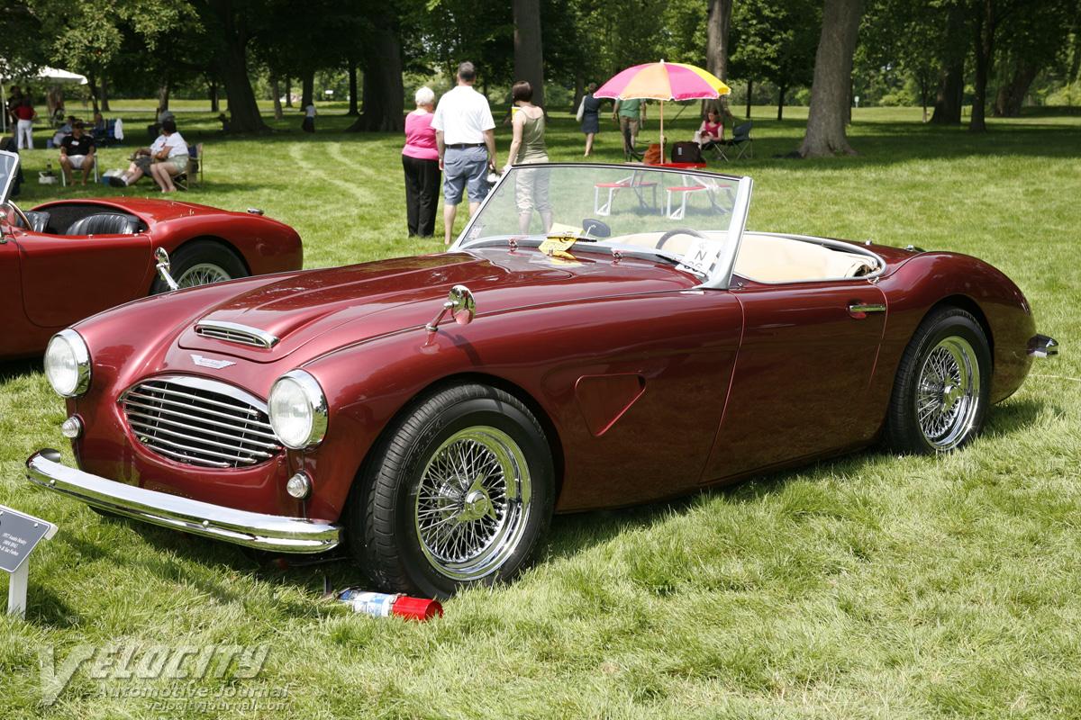 1957 Austin Healey 100-6 roadster