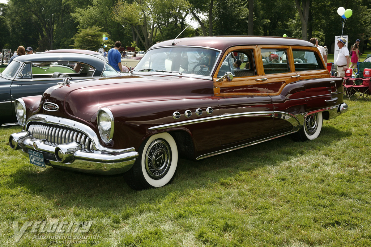 Roadmaster Wagon Replacement Parts : Buick roadmaster pictures posters news and videos on