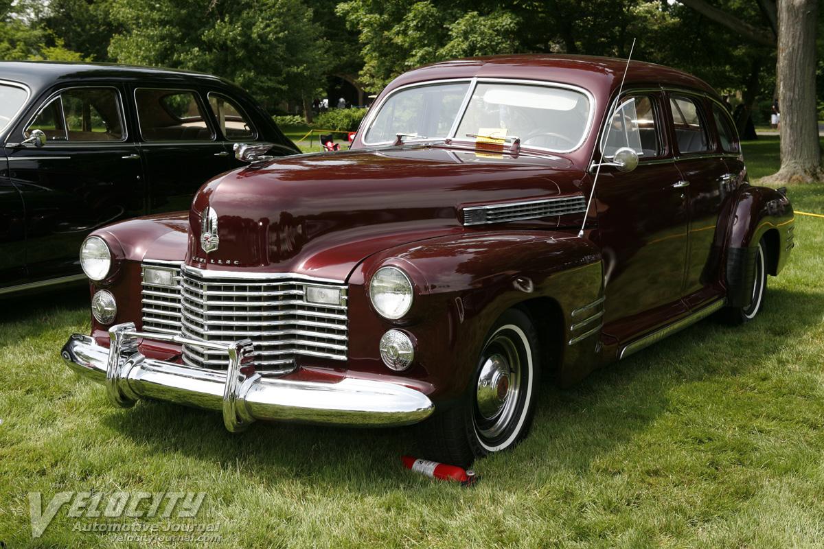 1941 Cadillac Series 61 information