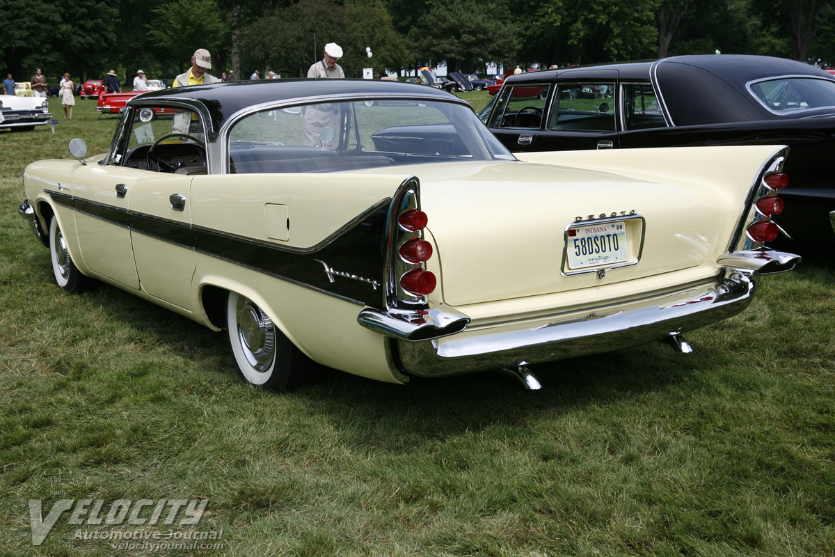 1958 DeSoto Firesweep. 2011 EyesOn Design. by: Shahed Hussain