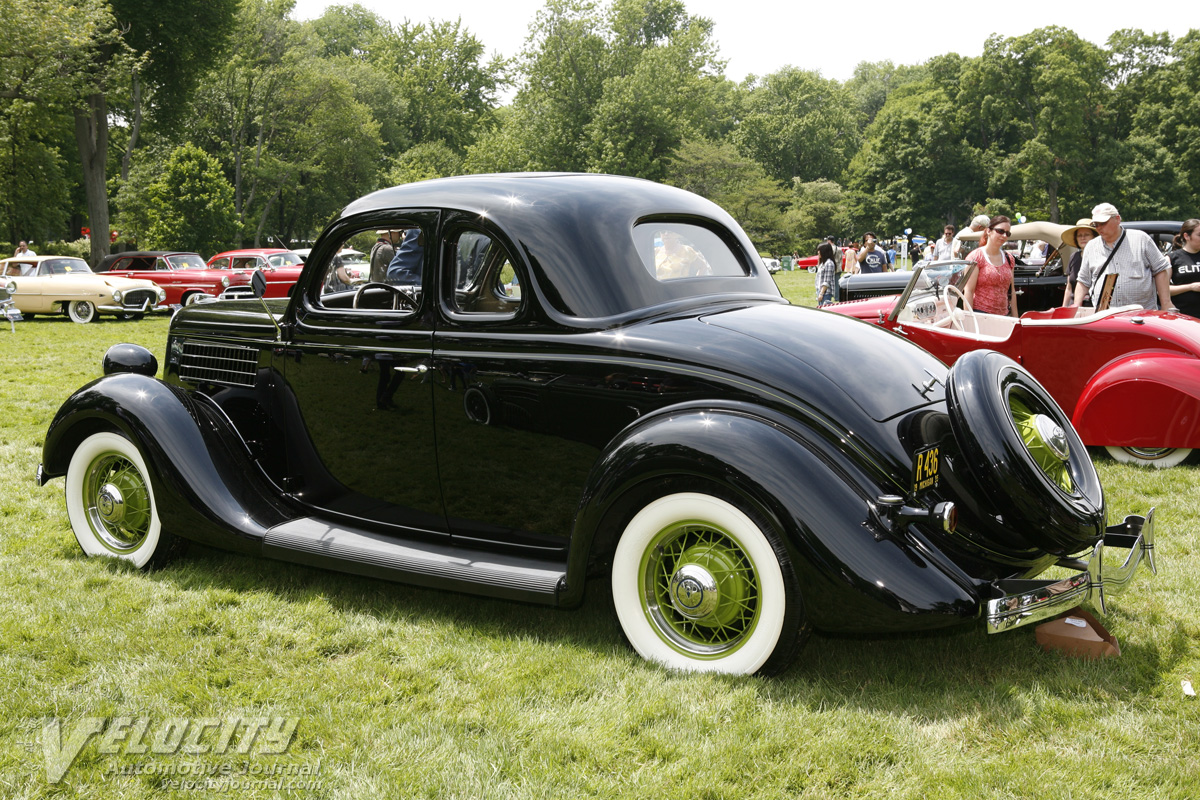 Picture of 1935 ford model 48 5 window coupe for 1935 ford 5 window coupe for sale