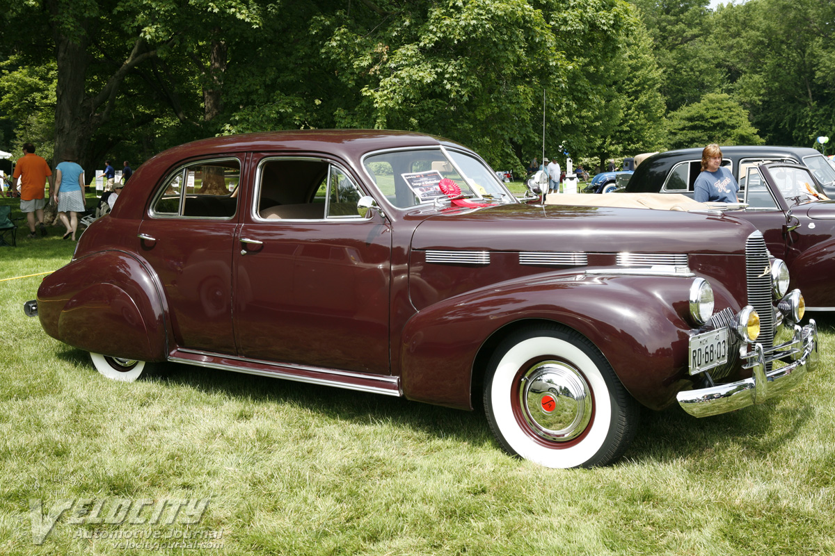 1940 LaSalle Series 52 Special