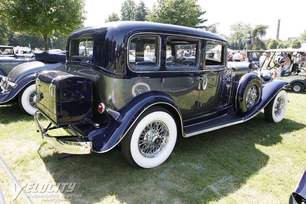 1934 Auburn 1250 Salon sedan