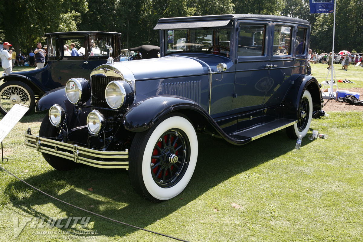 Picture of 1927 cadillac 314 4 door sedan for 1927 nash 4 door sedan