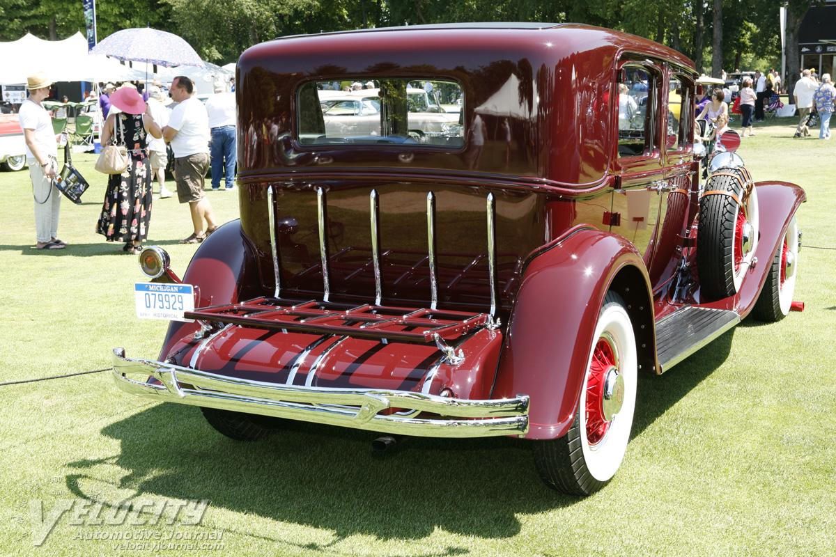 1931 Chrysler CG Imperial Sedan by LeBaron