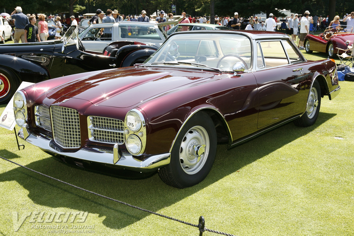 1964 Facel Vega II