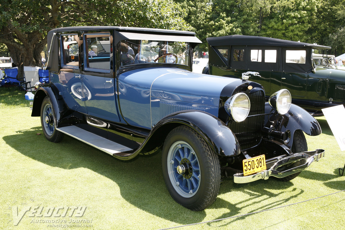 1927 Lincoln Model L Sport Sedan by Murray