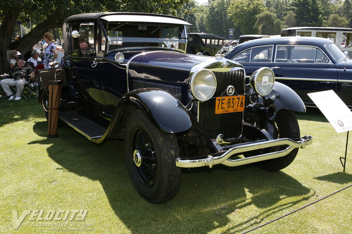 1930 Lincoln Model L Judkins Coupe
