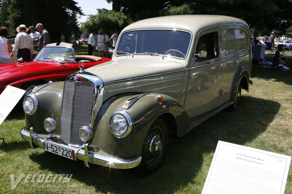 1952 Mercedes-Benz 220 Lieferwagen