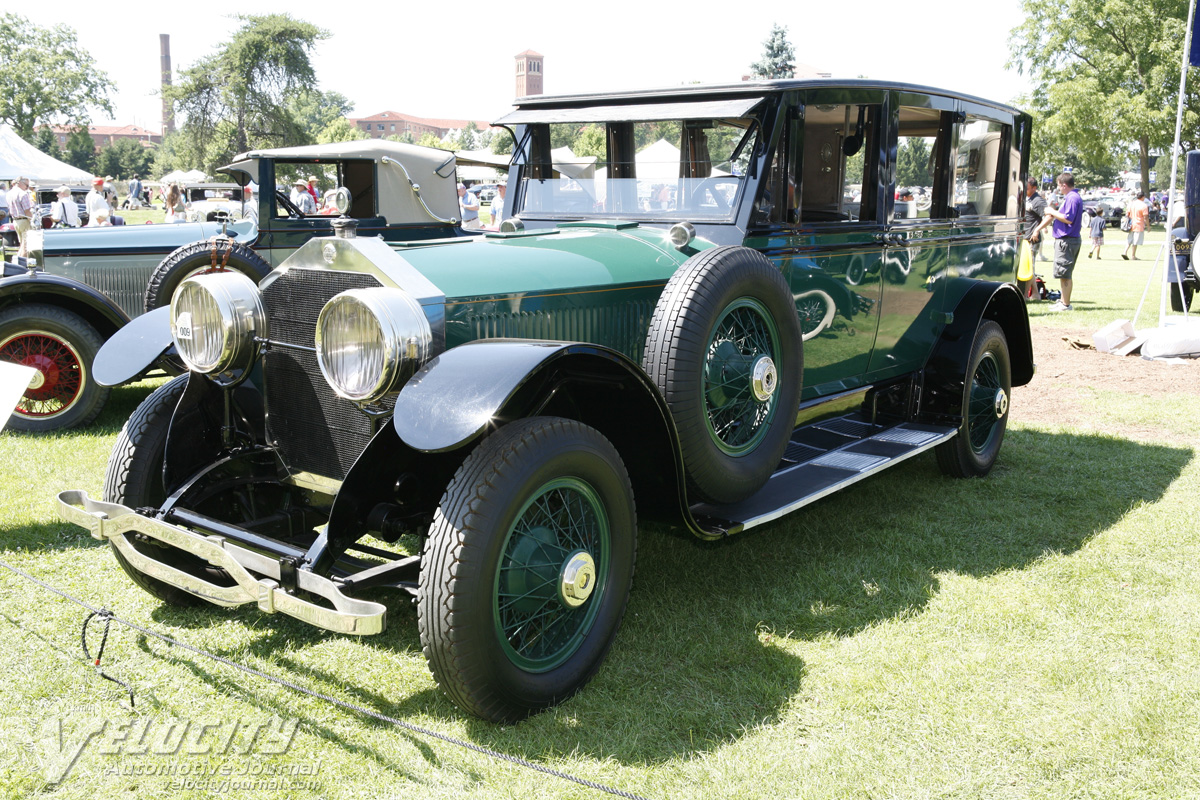 1924 McFarlan TV-Six Limousine