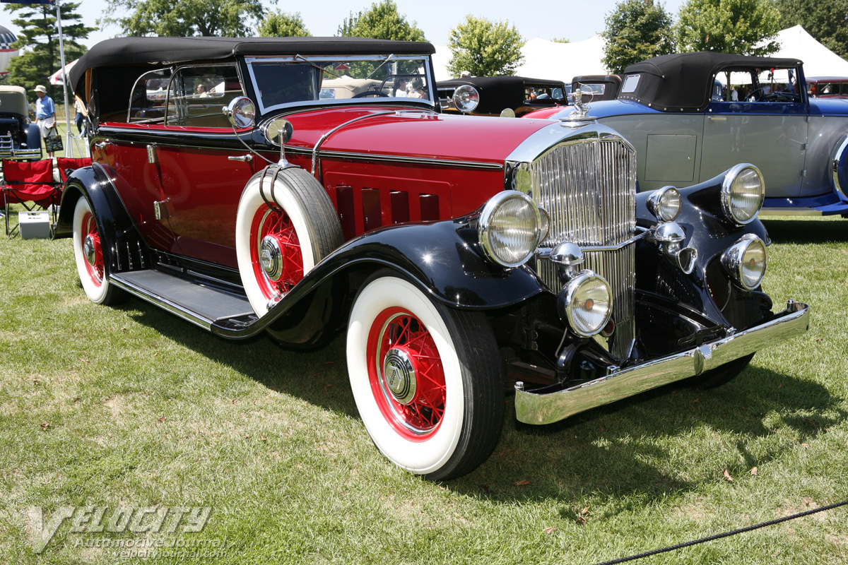 1932 Pierce-Arrow Model 54 Sport Phaeton
