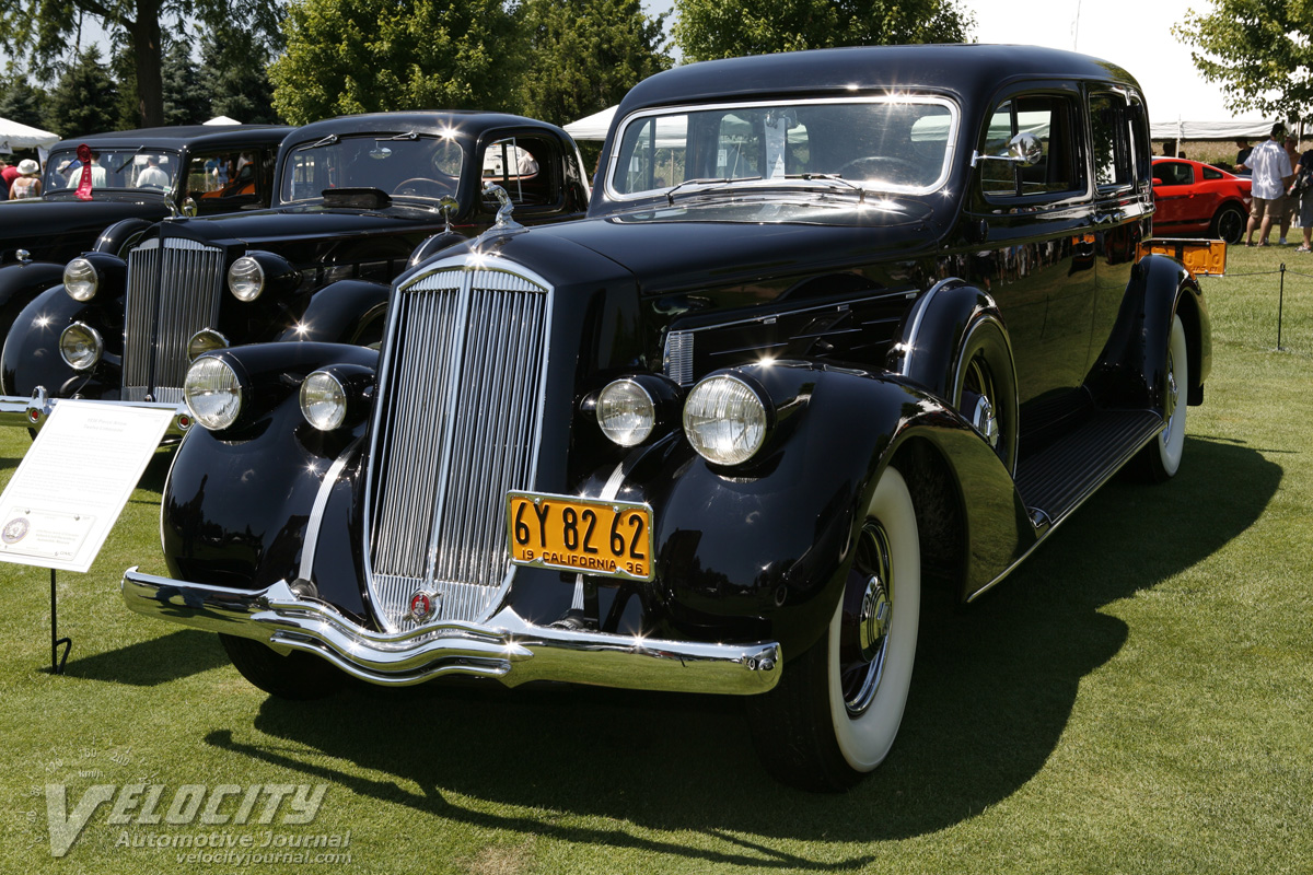 1936 Pierce-Arrow Twelve Limousine