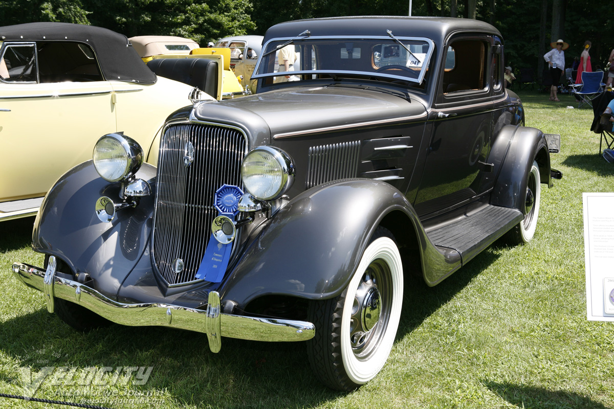 1934 Plymouth PE Deluxe