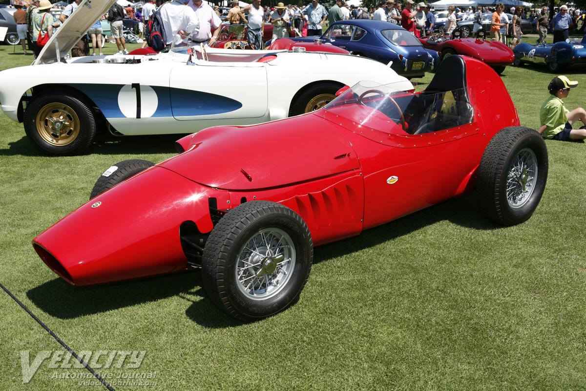 1959 Stanguellini Formula Jr