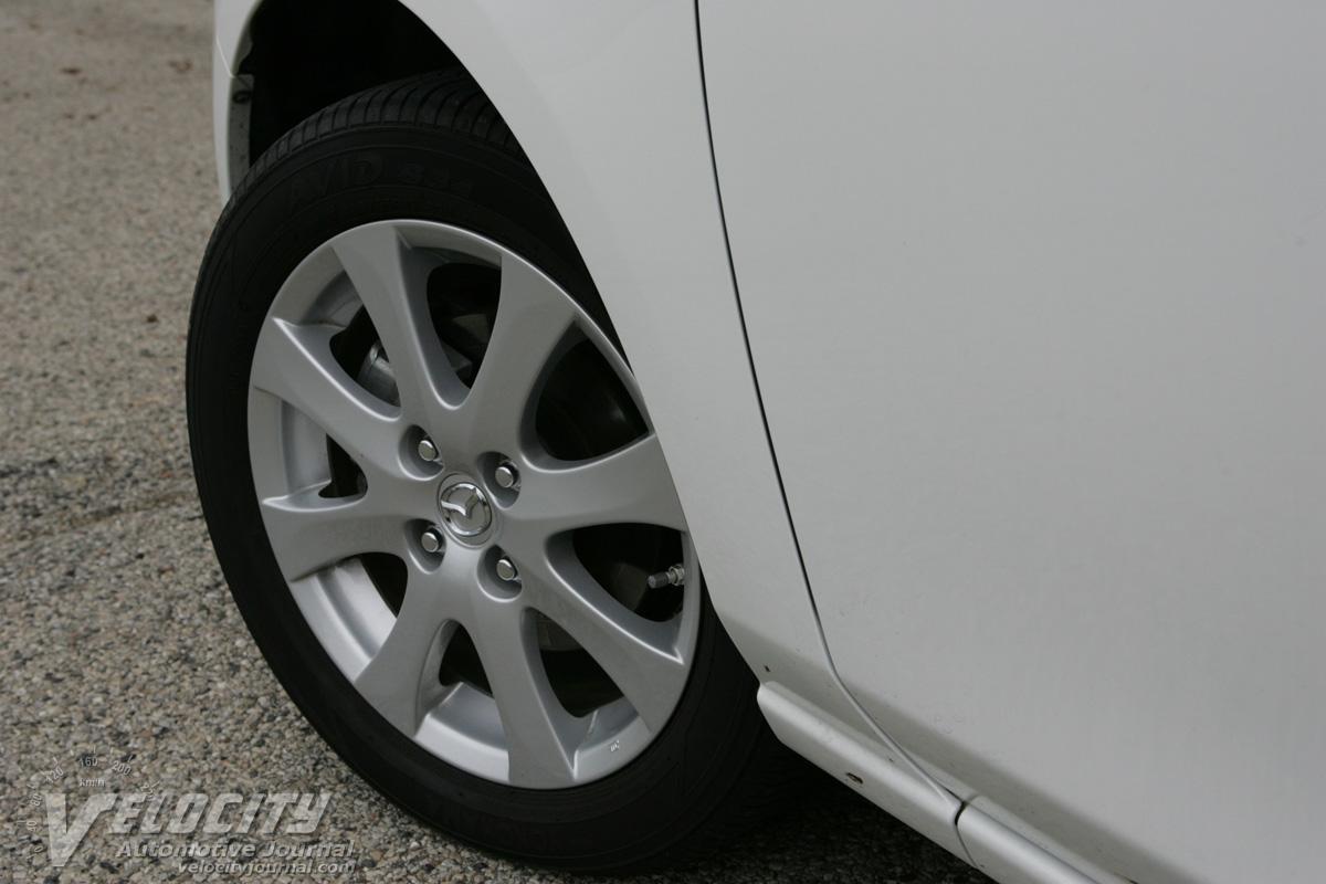 2011 Mazda MAZDA2 Wheel