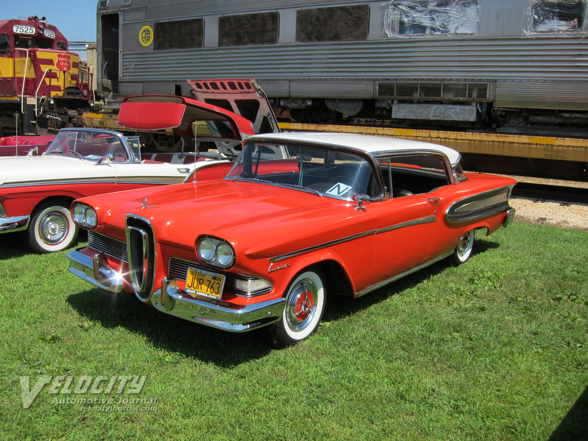 1958 Edsel Citation 2d hardtop