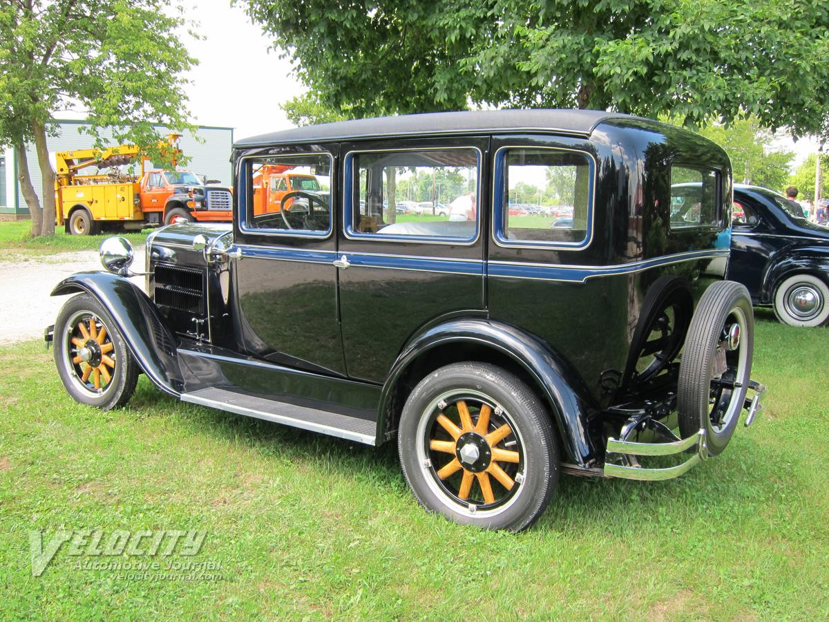 1929 Essex sedan