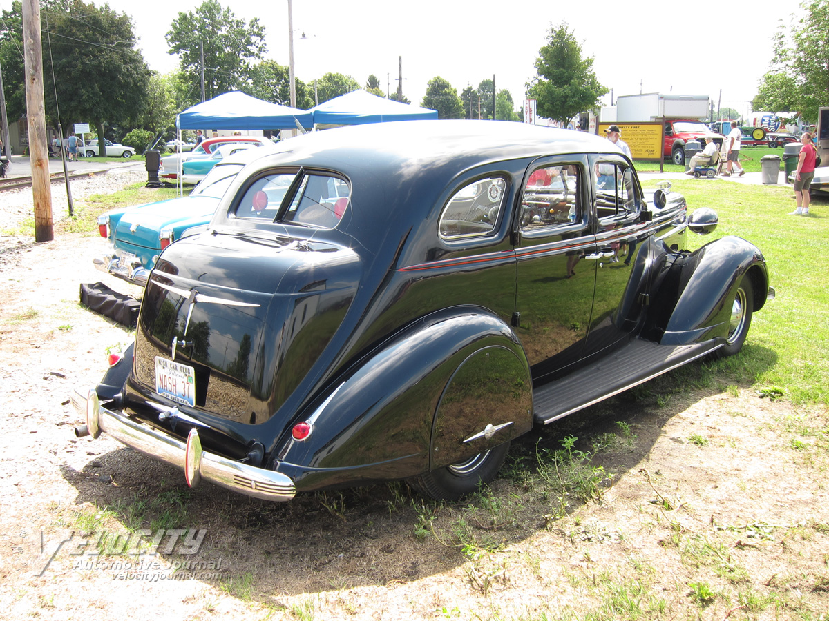 1937 Nash Ambassador