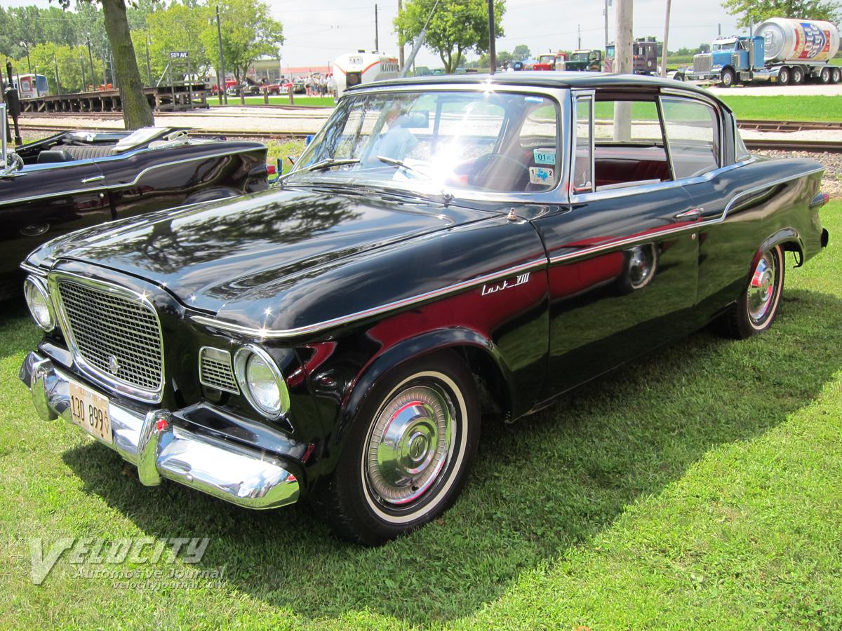 1960 Studebaker Lark VIII 2d