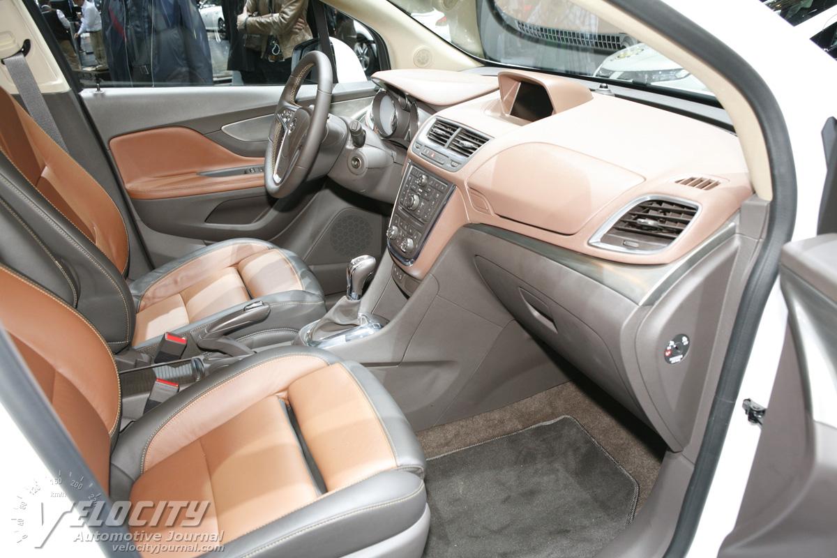 Opel mokka bilder vom innenraum interieur opel mokka for Interieur opel mokka