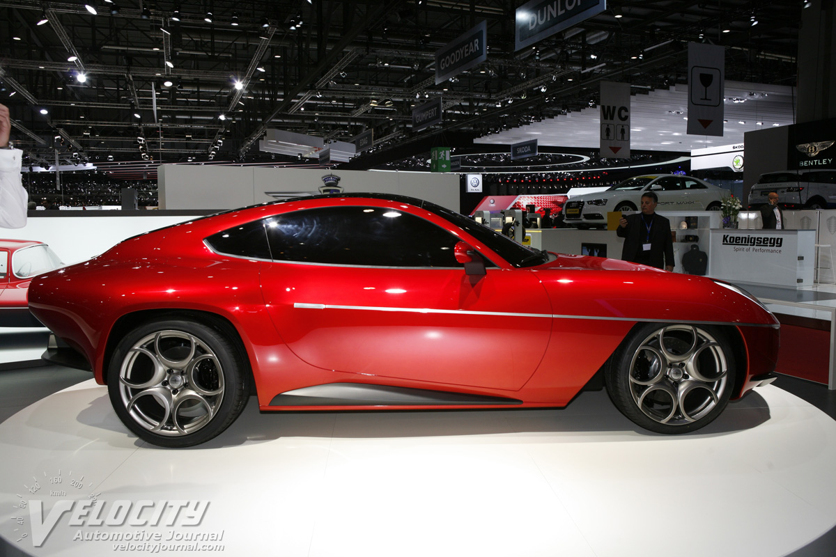 2012 Touring Superleggera Disco Volante 2012