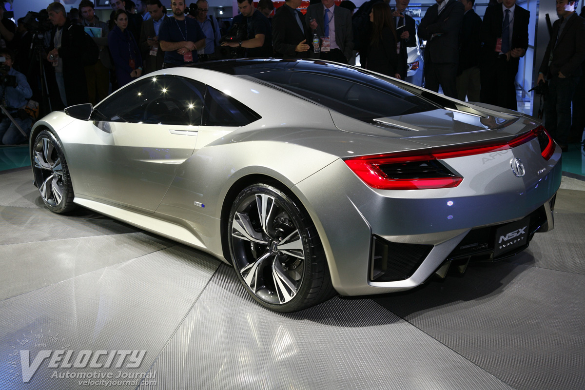 2012 Acura NSX