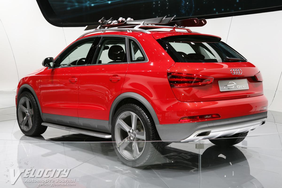 2012 Audi Q3 Vail