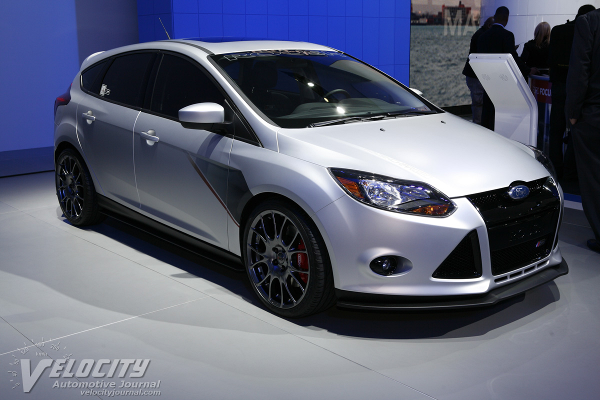 2011 Ford Focus by ROUSH Performance Products