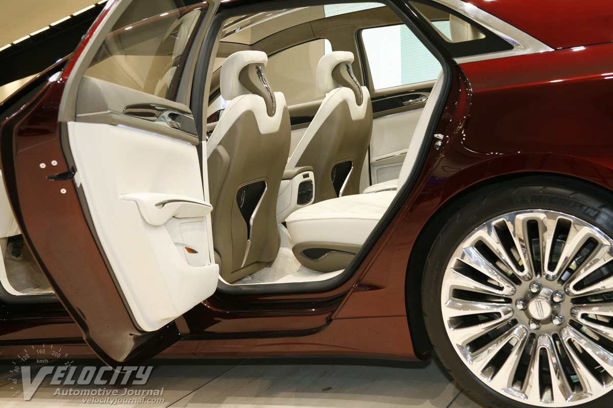 2012 Lincoln MKZ pictures