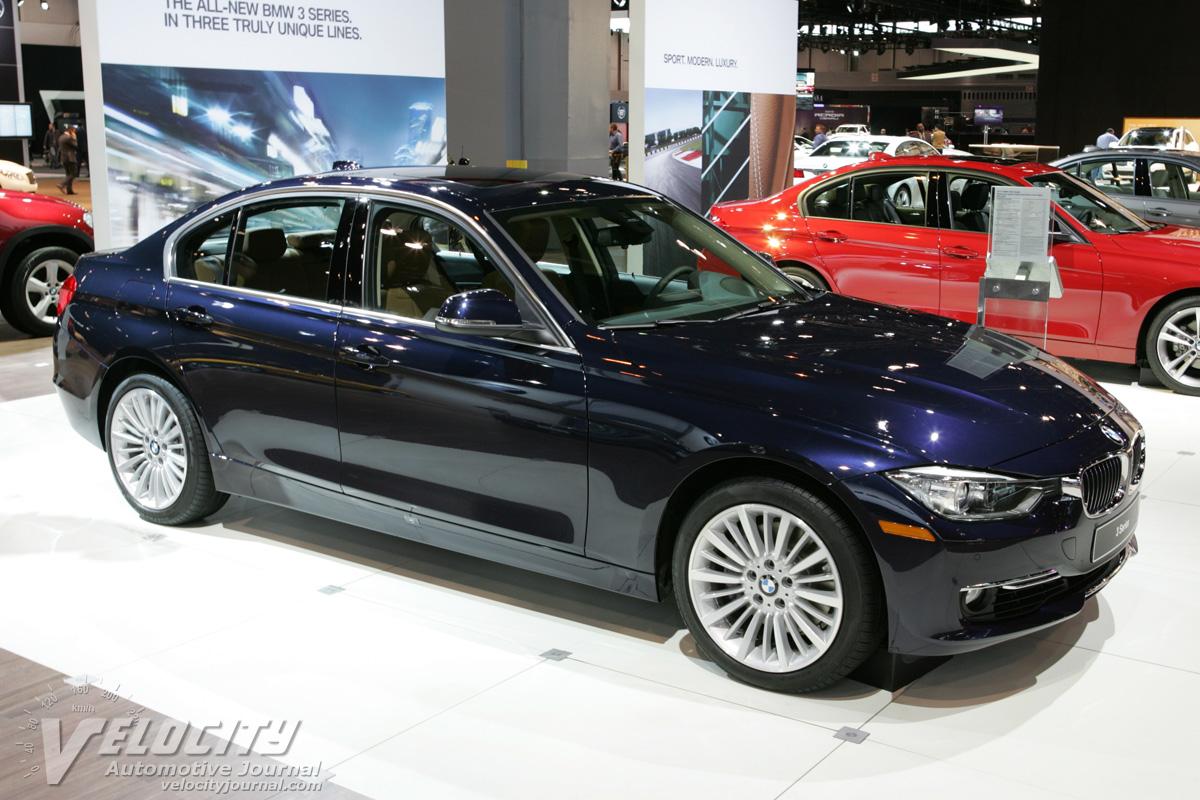 Picture Of BMW Series Sedan - 2012 bmw 335i sedan