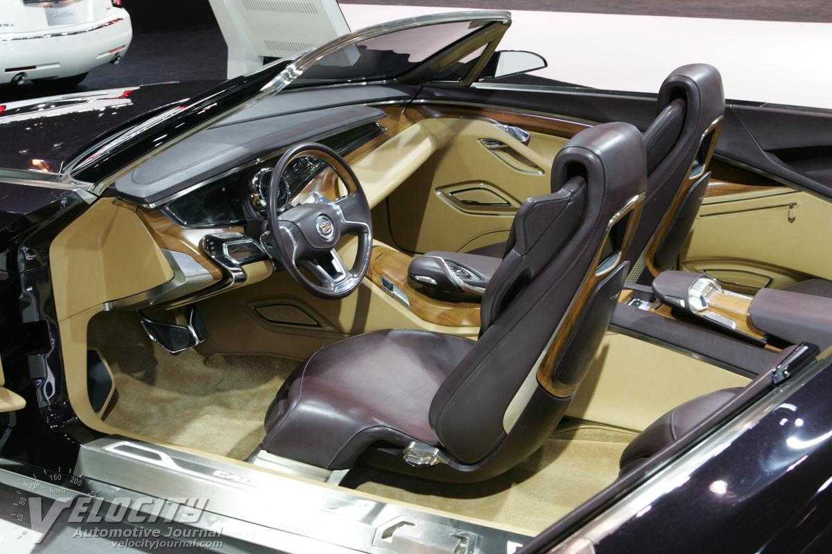 2011 Cadillac Ciel Interior