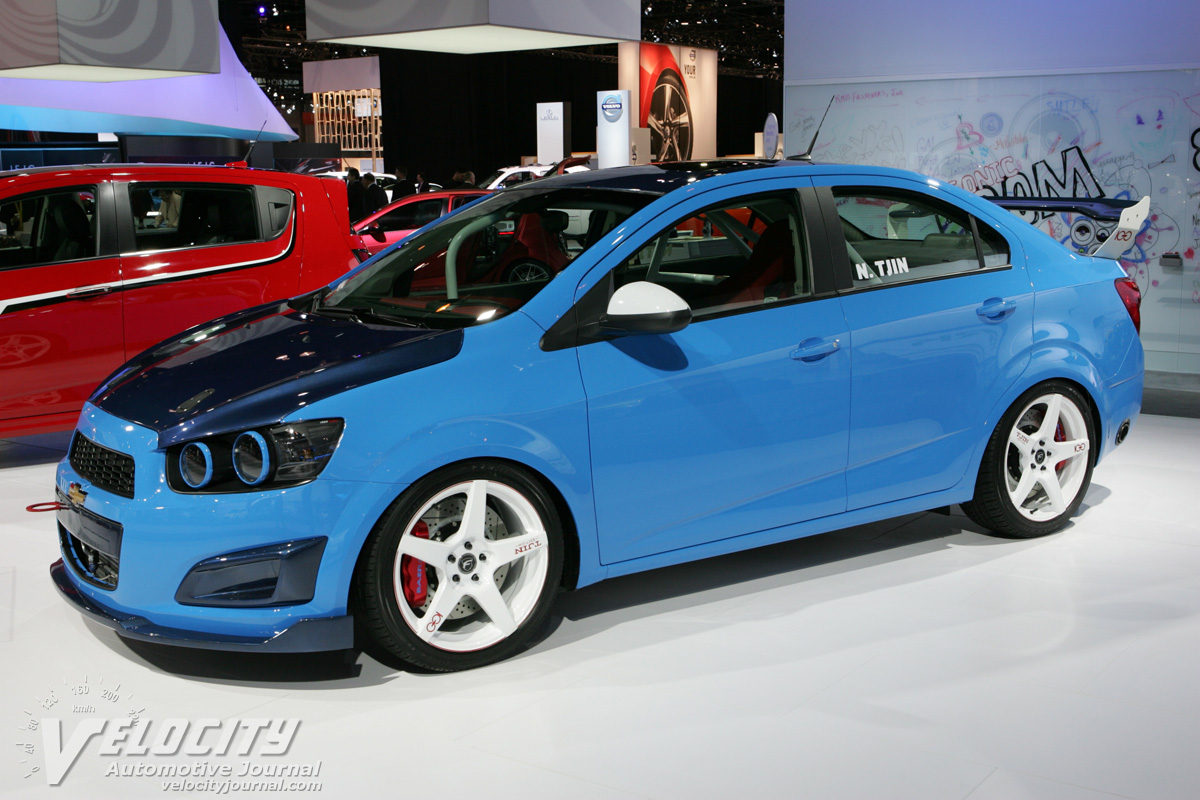 2011 Chevrolet Sonic by Tjin Edition