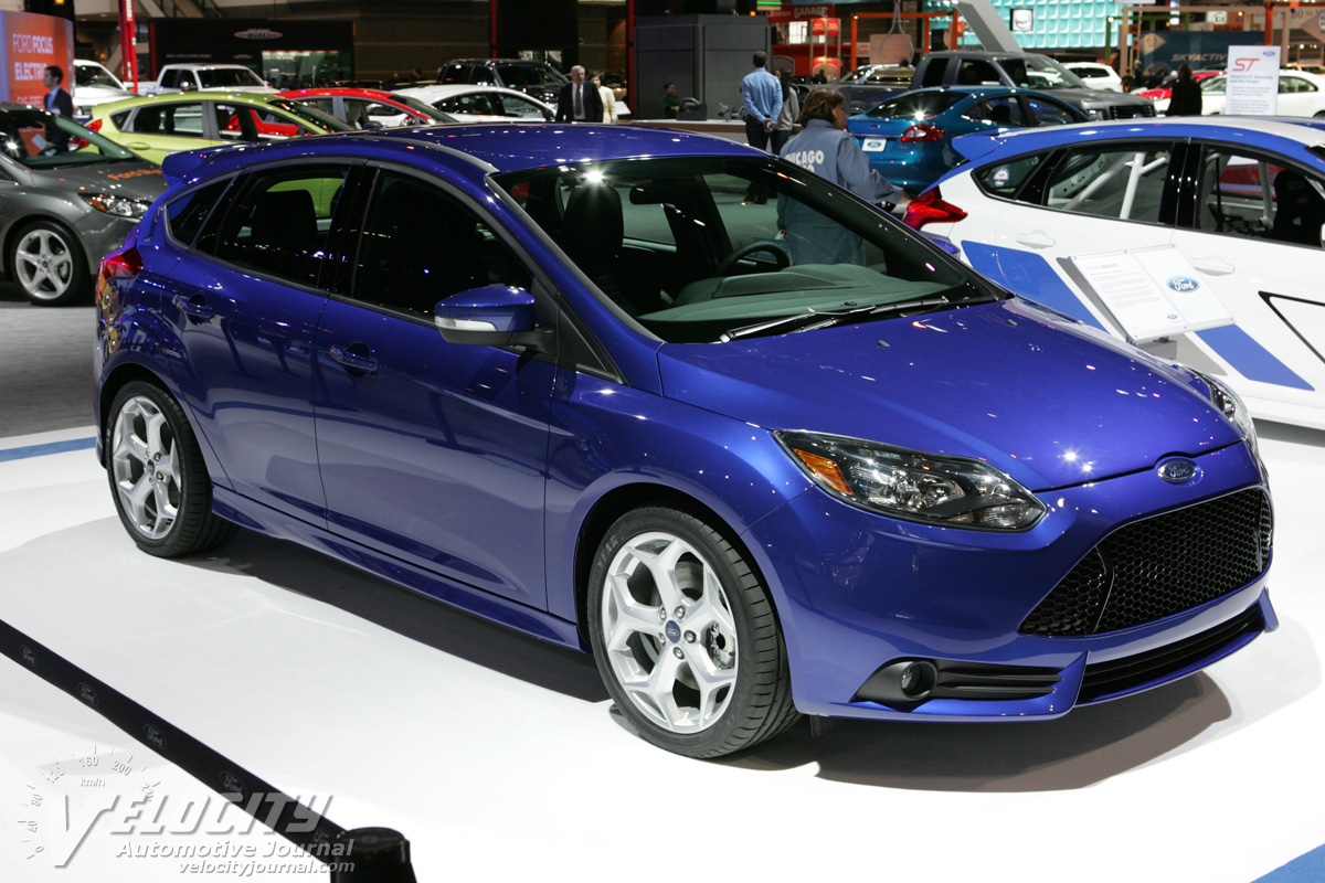 2013 ford focus st specifications pictures autos weblog. Black Bedroom Furniture Sets. Home Design Ideas