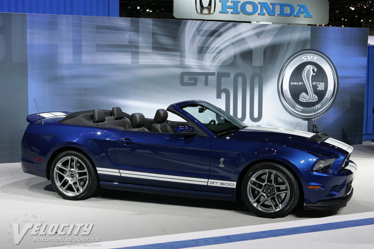 All Types 2013 black shelby gt500 : Picture of 2013 Ford Mustang convertible