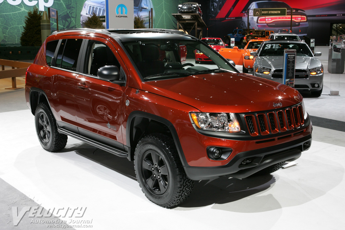 2012 Jeep Compass True North by Mopar
