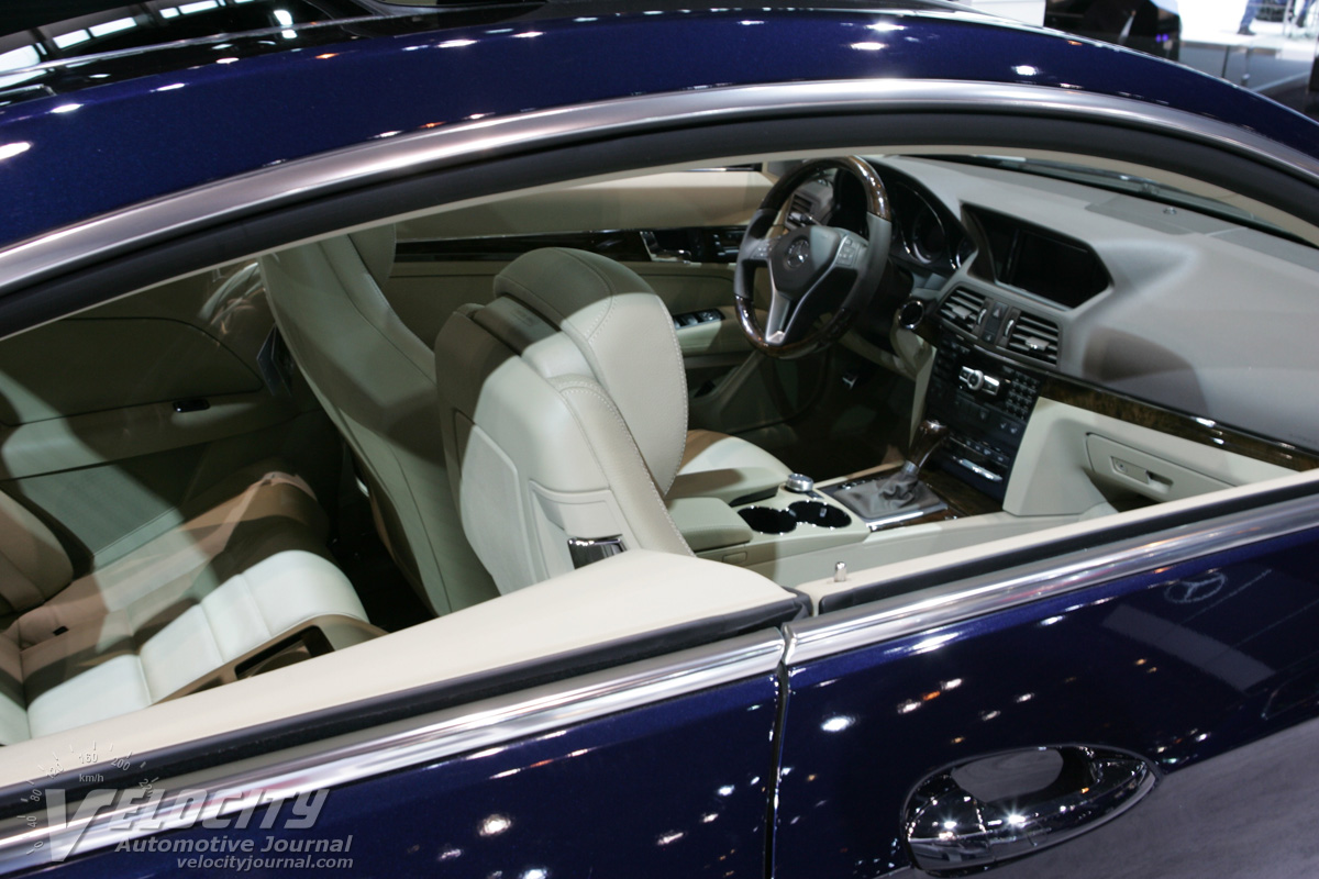 Picture of 2012 MercedesBenz EClass Coupe
