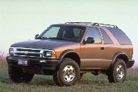 1997 Chevrolet Blazer 2-door