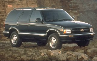 1997 Chevrolet Blazer 4-door
