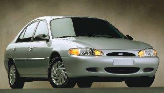 1997 Ford Escort Sedan