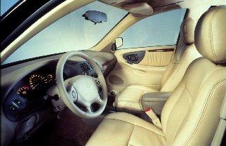 1997 Oldsmobile Cutlass interior