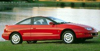1997 Saturn SC2