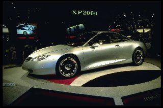 1995 Acura CLK Concept