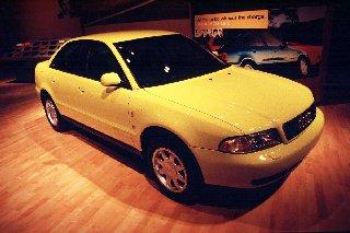 1997 Audi A4 1.8 T (Turbo)