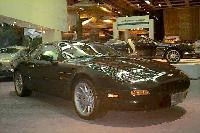 1996 Aston Martin DB7 coupe at 1996 NAIAS